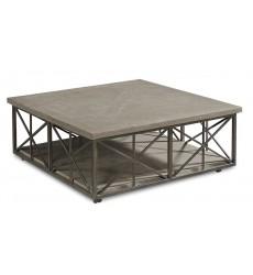 ARCH SALVAGE - BURTON COCKTAIL TABLE - MIST