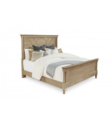 A.R.T. Furniture - Roseline - Queen Isla Panel Bed (248135-2302)