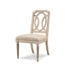 PROVENANCE- SIDE CHAIR- LINEN