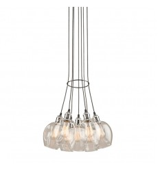 Clearwater AC10737PN Chandelier