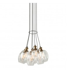 Clearwater AC10737VB Chandelier