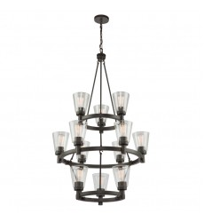 AC - Clarence AC10762OB Chandelier