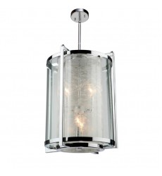 Crackled Ice AC10800CH Chandelier