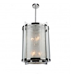 AC - Crackled Ice AC10801CH Chandelier