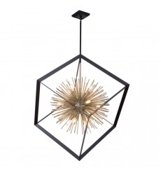 Sunburst  AC11441 Chandelier