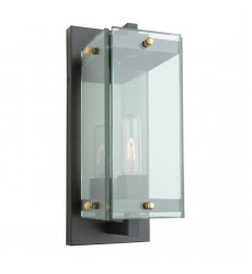 Bradgate AC8141BK Outdoor Wall Light