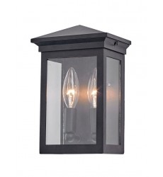 Gable AC8160BK Outdoor Wall Light