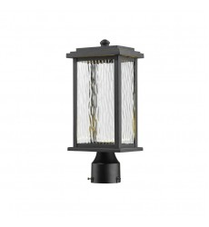 Sussex Drive AC9073BK Outdoor Wall Light
