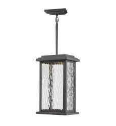 Sussex Drive AC9075BK Outdoor Ceiling Light