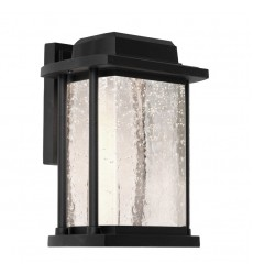Addison AC9121BK Outdoor Wall Light