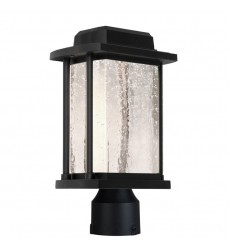 Addison AC9123BK Outdoor Post Light