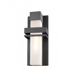 Artcraft - Camden AC9150BK Outdoor Wall Light