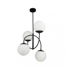 Moonglow SC13124BK Chandelier