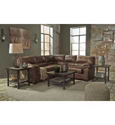 Ashley - Bladen Series 12000 Sectional Sofa - Coffee