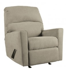 Ashley - Alenya 16600 Rocker Recliner - Quartz (1660025)