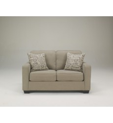 Ashley - Alenya Loveseat - Quartz ( 1660035 )