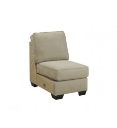Ashley - Alenya 16600 Armless Chair - Quartz (1660046)