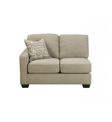 Ashley - Alenya 16600 LAF Loveseat - Quartz (1660055)