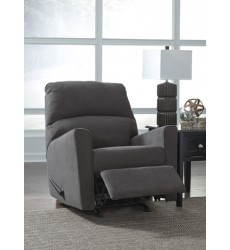 Ashley - Alenya 16601 Rocker Recliner - Charcoal (1660125)
