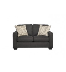 Ashley - Alenya Loveseat - Charcoal ( 1660135 )