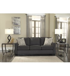 Ashley - Alenya 16601 Sofa - Charcoal (1660138)