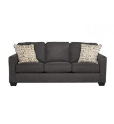 Ashley - Alenya 16601 Queen Sofa Sleeper - Charcoal (1660139)