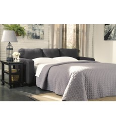 Ashley - Alenya Queen Sofa Sleeper - Charcoal ( 1660139 )