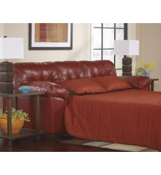 Ashley - Alliston Queen Sofa Sleeper - Salsa ( 2010039 )