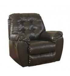 Ashley - Alliston 20101 Rocker Recliner - Chocolate (2010125)
