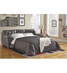 Ashley - Alliston Queen Sofa Sleeper - Gray ( 2010239 )