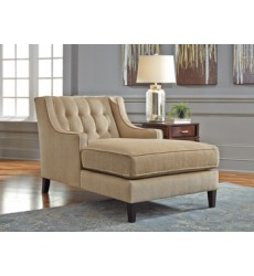 Ashley - Lochian 58100 Chaise - Bisque (5810015)