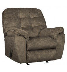 Ashley - Accrington 70508 Rocker Recliner - Earth (7050825)