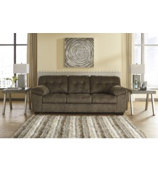 Ashley - Accrington 70508 Sofa - Earth (7050838)