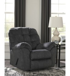 Ashley - Accrington 70509 Rocker Recliner - Granite (7050925)