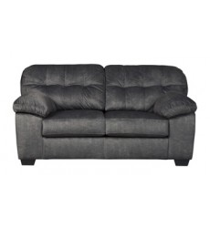 Ashley - Accrington 70509 Loveseat - Granite (7050935)