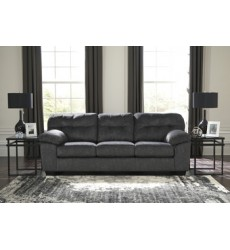 Ashley - Accrington 70509 Sofa - Granite (7050938)