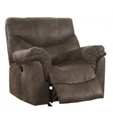 Ashley - Alzena 71400 Rocker Recliner - Gunsmoke (7140025)
