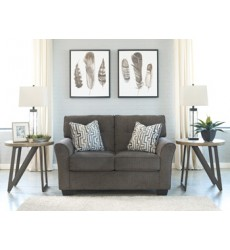 Ashley - Alsen 73901 Loveseat - Granite (7390135)