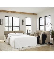 Ashley - Ardmead  83004 Full Sofa Sleeper - Putty(8300436)
