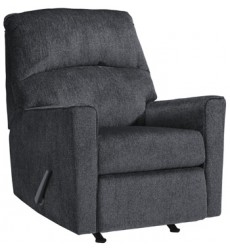Ashley - Altari 87213 Rocker Recliner - Slate (8721325)