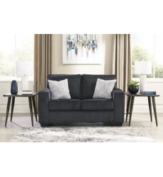 Ashley - Altari 87213 Loveseat - Slate (8721335)