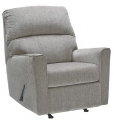 Ashley - Altari 87214 Rocker Recliner - Alloy (8721425)