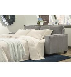 Ashley - Altari 87214 Queen Sofa Sleeper - Alloy (8721439)