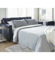 Ashley - Altonbury  87503 Queen Sofa Sleeper - Blue(8750339)