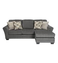 Ashley - Braxlin Sofa Chaise - Charcoal ( 8850218 )