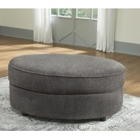 Ashley - Allouette 93504 Ottoman - Ash (9350414)