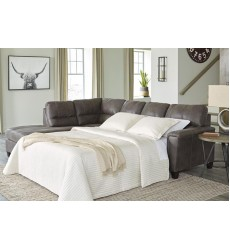 Ashley - Navi  94002 RAF Sofa Sleeper - Smoke(9400270)