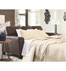 Ashley - Navi  94003 Queen Sofa Sleeper - Chestnut(9400339)