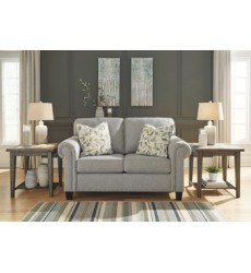 Ashley - Alandari 98909 Loveseat - Gray (9890935)