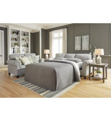 Ashley - Alandari 98909 Queen Sofa Sleeper - Gray (9890939)